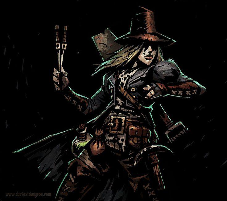 Darkest Dungeon Grave Robber