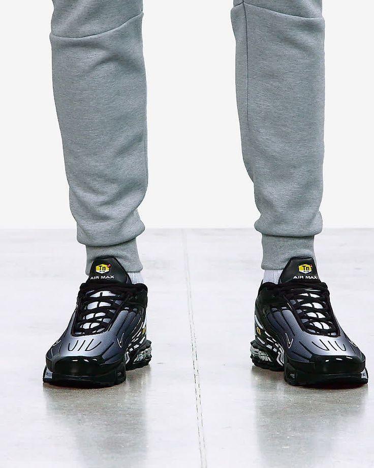 Nike Air Max Plus III Men's Shoe. Nike LU   Chaussure homme mode ...