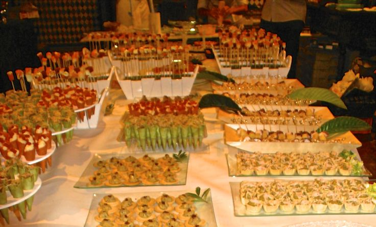 aperitivos by cateringconmigo fingerfood by cateringconmigo