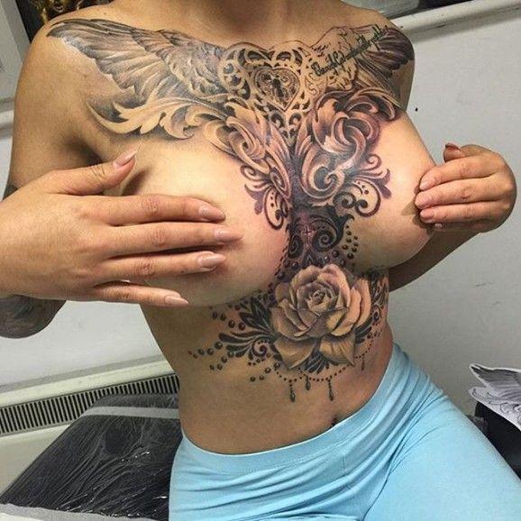 Badass torso piece by Craig Bain Josep...