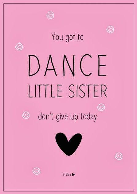 Dance little sister   Elske   #100daysofsisters   www.elskeleenstra.nl