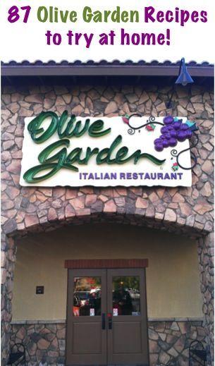 Olive Garden Recipes in Recipes Restaurant Recipes Restaurants