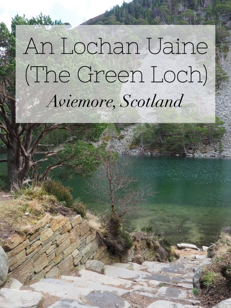 An Lochan Uaine (The Green Loch) - a trip to the Green Loch and Ryvoan bothy in the Cairngorm mountains outside Aviemore with a group from Paradventures in Scotland. -- DogandDinosaur.com