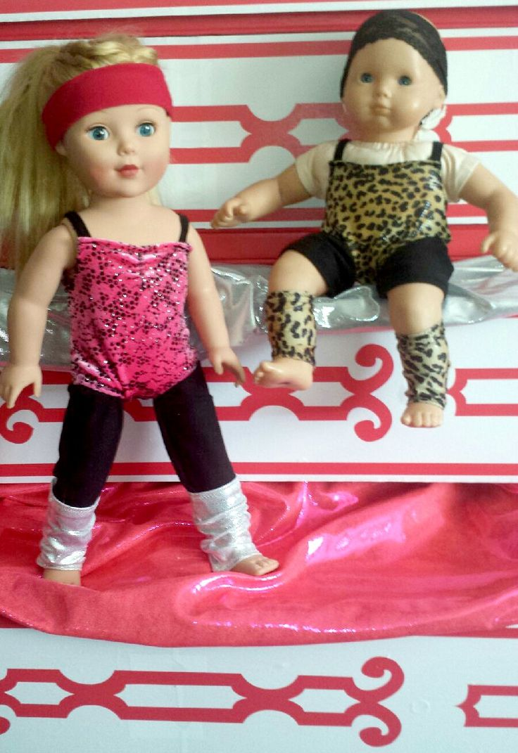 Dollys Workout Clothes