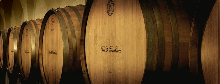 #VinDeConstance #barrels