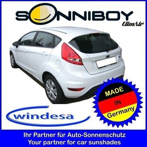 Ford Fiesta 5door 2008-on CAR SUN SHADE BLIND SCREEN tint tuning privacy kit #ClimAir