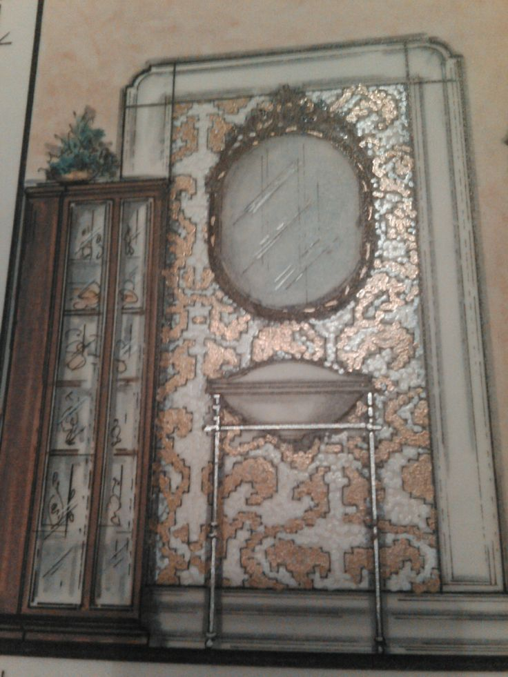 aspect details of bathroom design by vanessa!!!!!