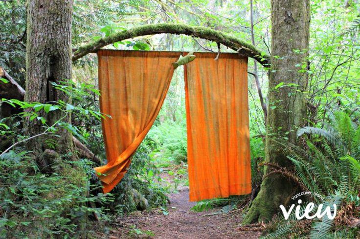 Wacky Woods Vancouver Island