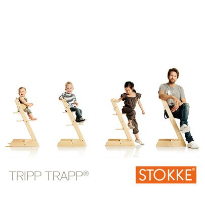 Chaise haute Tripp Trapp®  sc 1 st  Pinterest : chaise stokke tripp trapp - Sectionals, Sofas & Couches