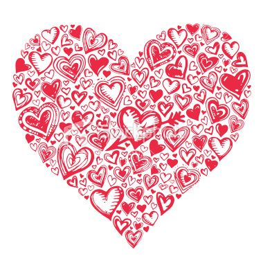 606 best Corazones images on Pinterest | Drawings, Clip art and ...