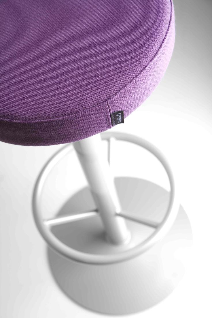 Barney stool from Mitab