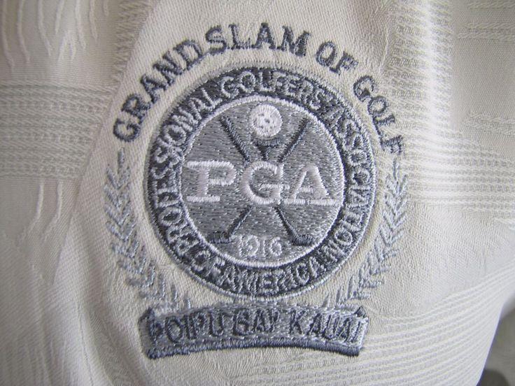 Men's Tommy Bahama Silk Shirt Small S Blue PGA Golf Collector Floral Watermark #TommyBahama #Hawaiian