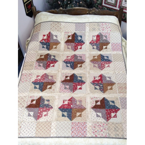 403 best French General images on Pinterest | Patchwork, Beautiful ... : cotton theory quilting video - Adamdwight.com