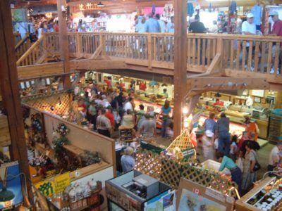 St Jacobs Market, St Jacobs, Ontario