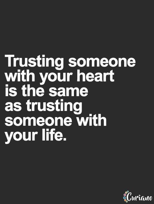 Love And Trust Quotes Cool Best 25 I Trust You Quotes Ideas On Pinterest  Trust No One