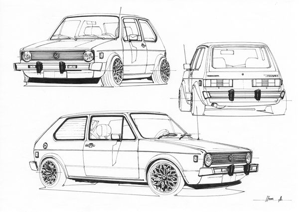 The 150 best images about Sketches on Pinterest | Cars, Sketching ...