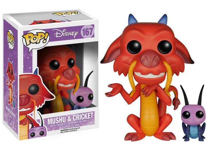 POP! Disney: Mulan - Mushu