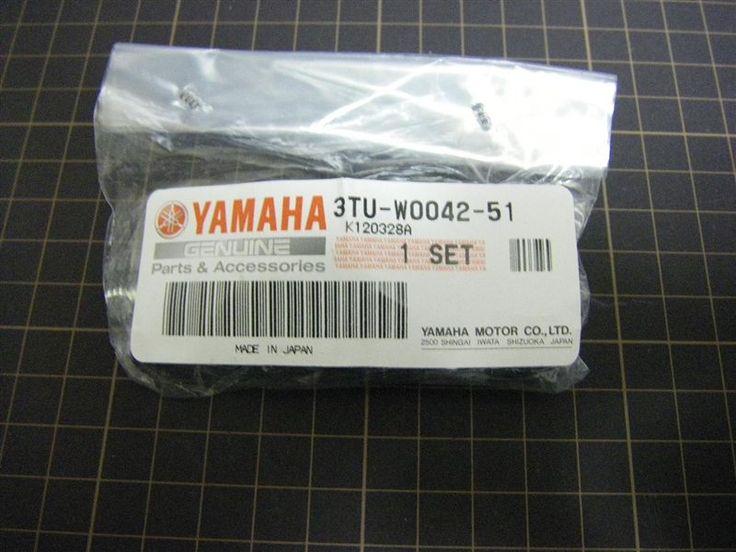 これがOH用のパーツ。<br /> YAMAHA純正部品を買うのは初めてです。SUZUKI乗りですからね^^<br /> その2に続きます♪