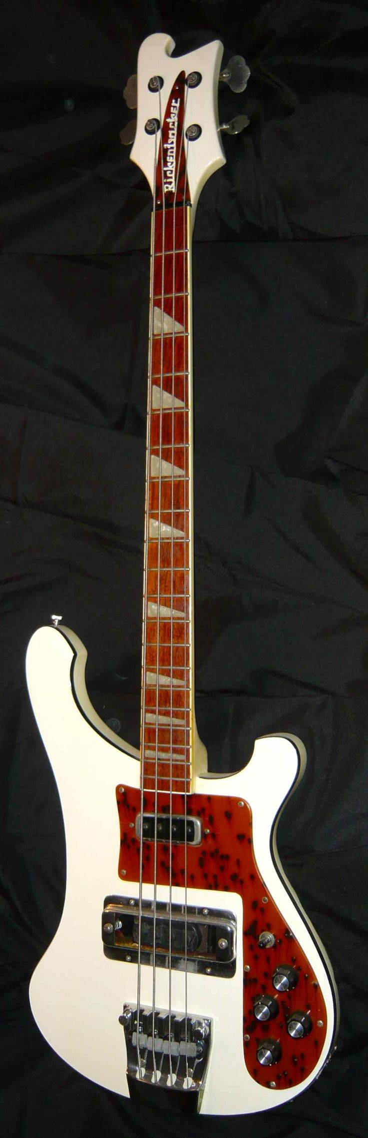 Rickenbacker, 4001, 1982 – Dave Meros | Tune Your Sound