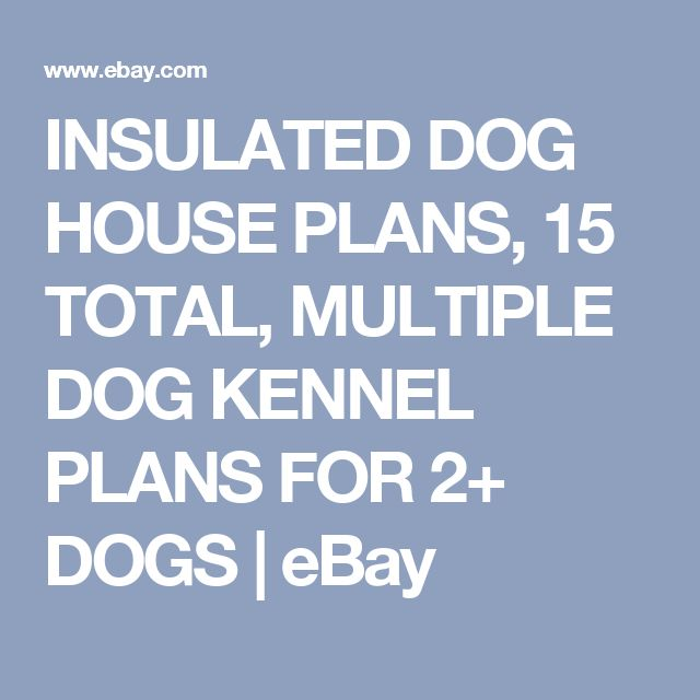 Multiple Dog House Plans,Dog.design
