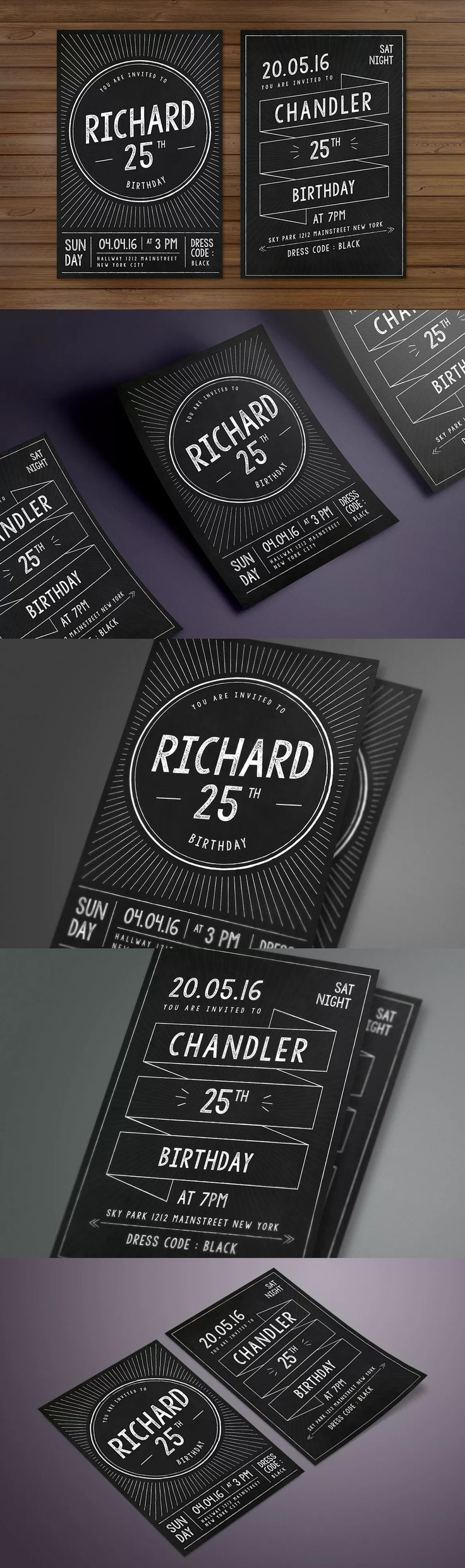 76 best Invitation Card Templates images on Pinterest