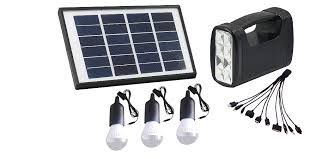 Buy Portable solar lighting system for indoor useLED Residential Lighting on bdtdc.com