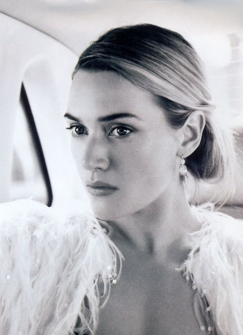 Kate Winslet, beautiful and talented.