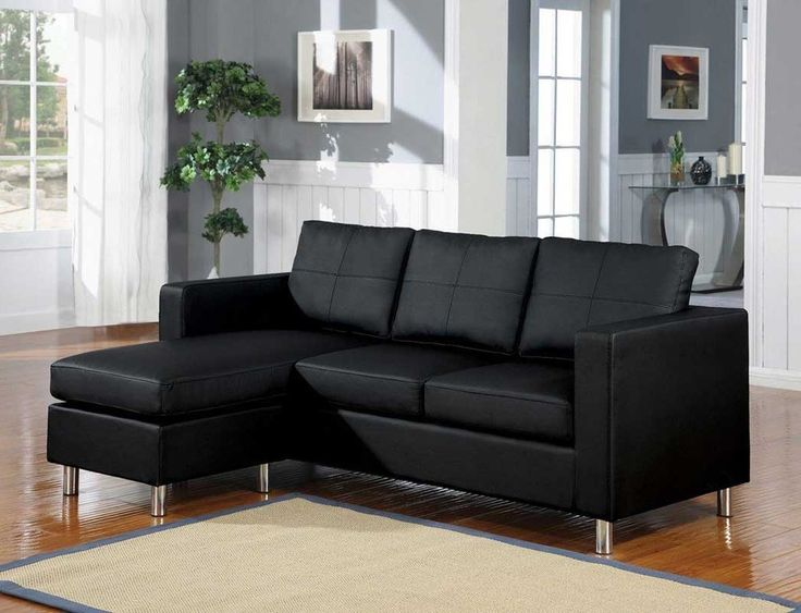15 Must see Black Leather Couches Pins Couch Decor