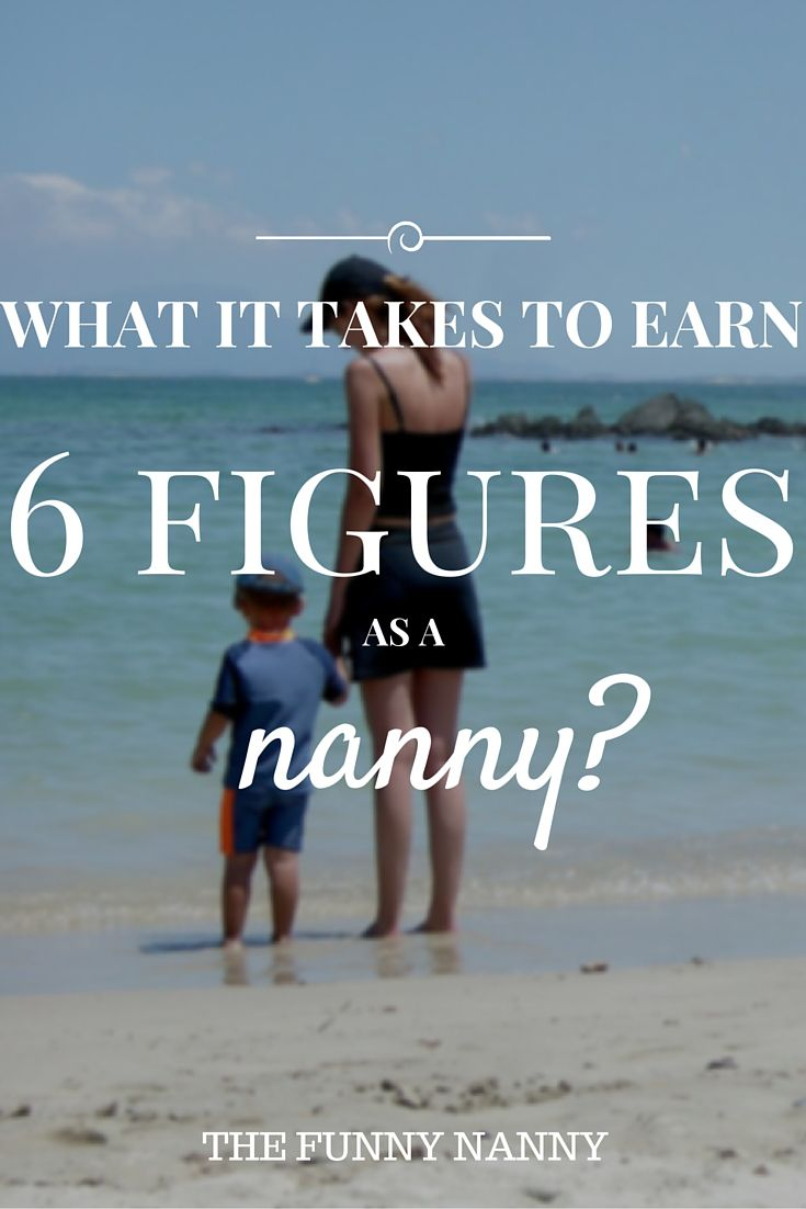 best ideas about nanny jobs nanny binder summer what it takes to earn six figures as a nanny