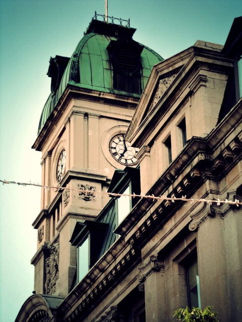 Exploring Downtown Regina