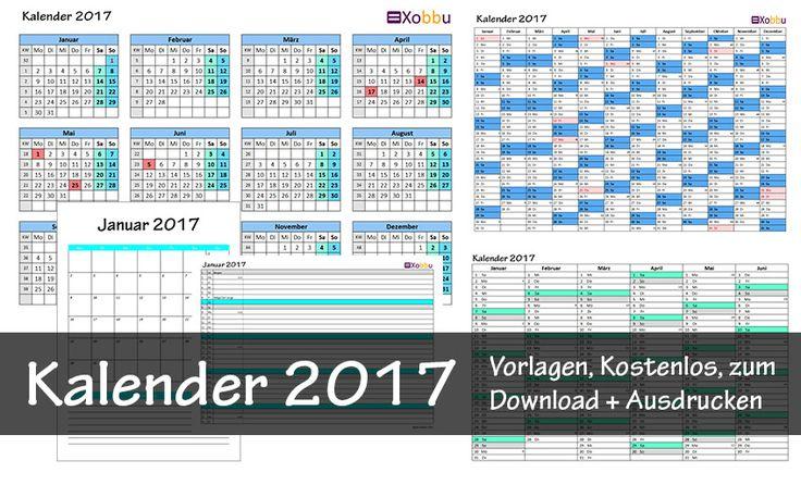 Diy Calendar Excel : Besten vorlagen checklisten auf xobbu bilder