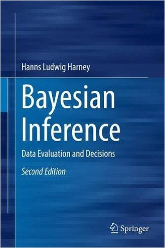 Bayesian Inference: Data Evaluation and Decisions, 2 edition