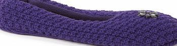 Bhs Womens Purple Waffle Knit Slipper Socks, purple Keep cosy this autumn winter with these gorgeous mary jane style slipper socks. With a chunky waffle knit, super soft lining and beads at the front for that extra finishing touch. Perfect for a gift o http://www.comparestoreprices.co.uk/fashion-clothing/bhs-womens-purple-waffle-knit-slipper-socks-purple.asp