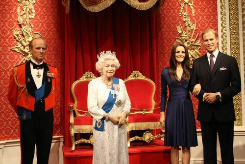 Madame Tussauds in London