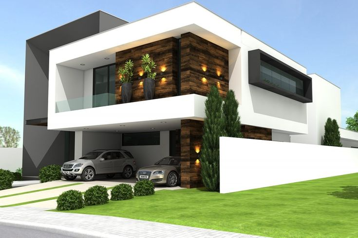Projetos | CostaFizinus Arquitetos #Casasminimalistas
