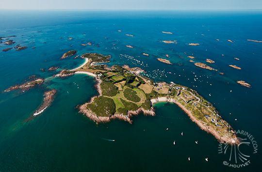 Découvrez les îles Chausey