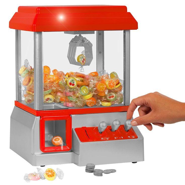 Macchina pesca caramelle: un angolo di Luna Park in casa http://www.design-miss.com/macchina-pesca-caramelle-un-angolo-di-luna-park-in-casa/ Una macchina pesca caramelle, per ricreare un piccolo angolo di #LunaPark in casa o in ufficio