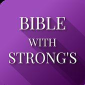 Bible Concordance & Strongs