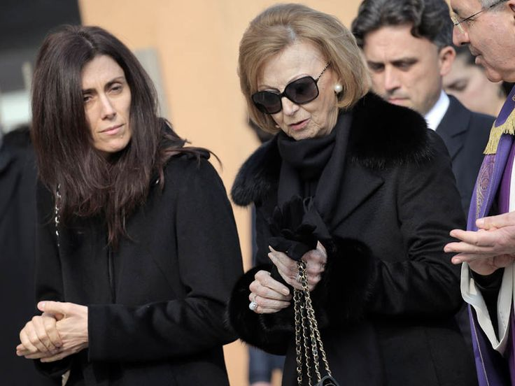10. Italy — Maria Franca Fissolo, $22.1 billion (£16.6 billion). It's hard to believe a chocolate spread could be worth so much money, but it has made Maria Franca Fissolo — the widow of Nutella creator Michele Ferrero — Italy's richest person.