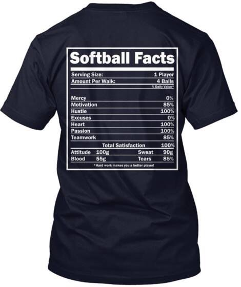 Softball facts