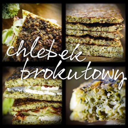 chlebek brokułowy. płaski jak placek, kroimy w prostokąty, nie w kromki. cudowny w smaku, wilgotny, pyszny. robimy z niego najlepsze kanapki na świecie!