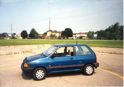 1990's Ford Fiesta
