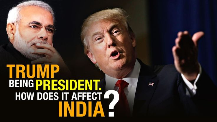 How will Donald Trump's presidency of United States of America affect India?  #IndiaMatters #DonaldTrump #India #USA #America #Victory #Companies #TCS #Infosys #Victims #Policy #Terrorism #China #Rivals #Trade  #TaxRate #Ford #GM #MicroSoft #Support #MakeInIndia #NarendraModi #Elections #PrimeMinister #trumpforpresident #Donaldtrumpforpresident2016 #USADecides  #USAelection2016 #trump2016