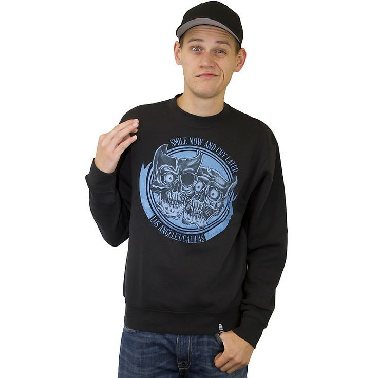 Joker Brand Sweatshirt Drama black ★★★★★