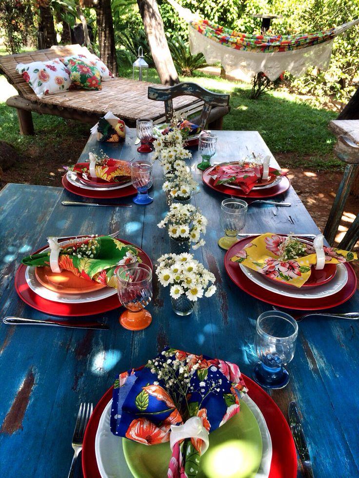 Almoço ao ar livre!!! / Outdoor lunch !!!