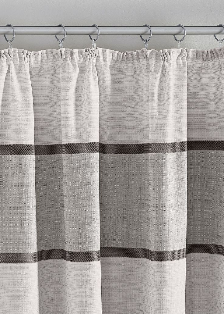 """Vorhang """"Naturo"""" (1er-Pack), Kräuselband natur - bpc living jetzt im Online Shop von bonprix.de ab ? 19,99 bestellen. Der elegante Vorhang """"Naturo"""" ..."""