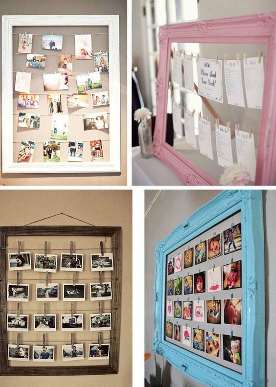 Fotos, ideas e inspiración de manualidades para el hogar, para que puedas decorar tu casa con proyectos DIY, haciéndolos tú mismo