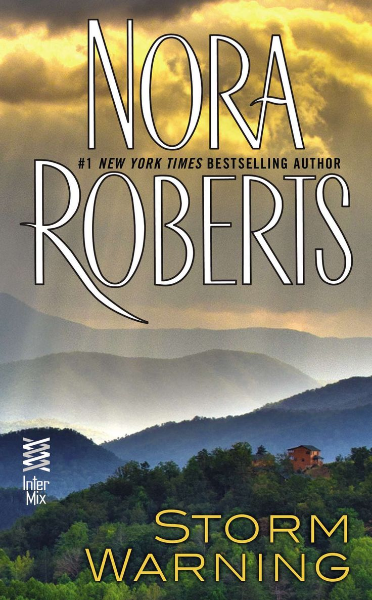 Storm Warning: (InterMix) by Nora Roberts,
