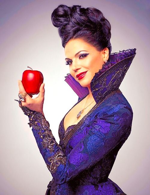 Regina/ the evil queen has some of the prettiest and coolest costumes on the show! She's pretty awesome!