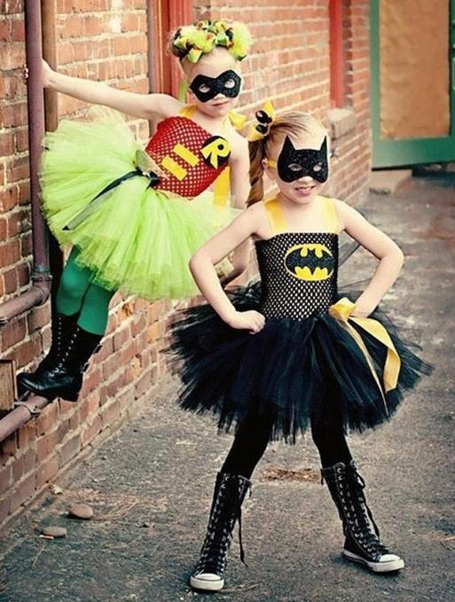 Batman & Robin: @Crystal Chou Chou Newton Allen for Brynlee and Jovie!
